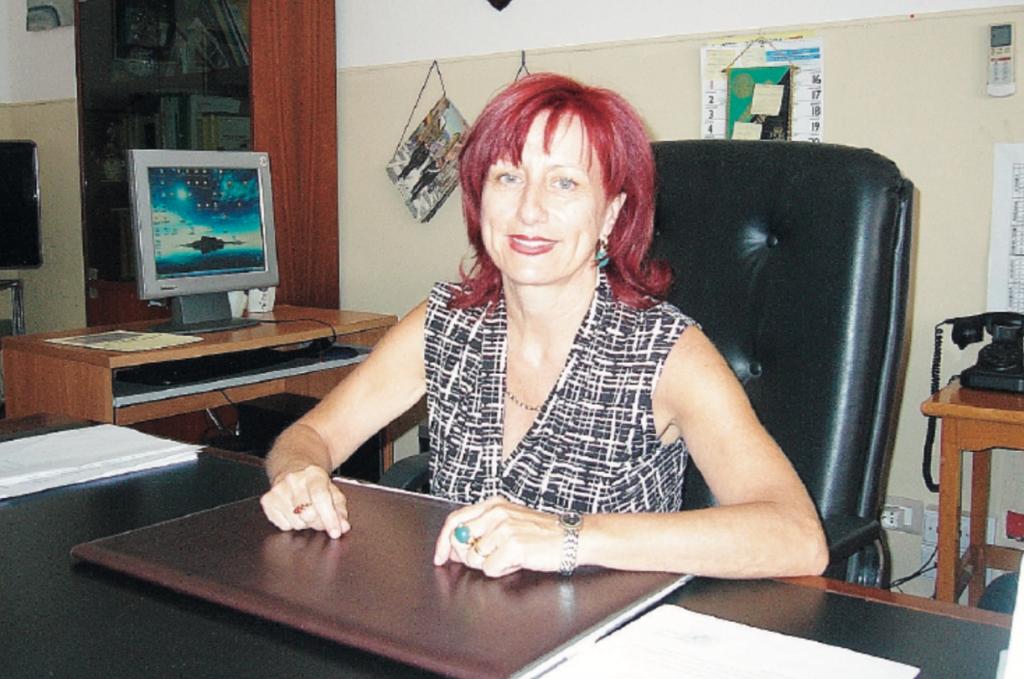 Evelina Maffey
